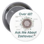 hsv1structure, Over 60? Ask Me About Zostavax! Pin