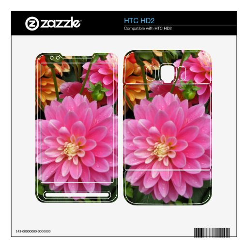 HTC HD2 Mums Zazzle Skin Decals For HTC HD2