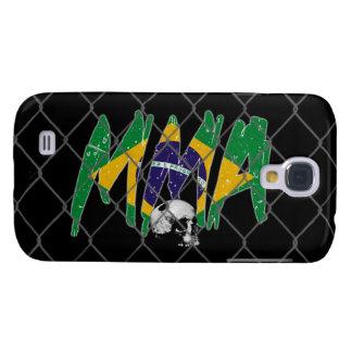 HTC Vivid Brazil MMA Black Samsung Galaxy S4 Cover