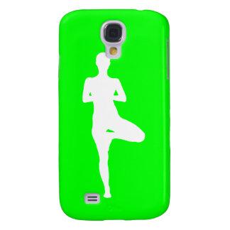 HTC Vivid Case-Mate Yoga 1 Silhouette Green Samsung Galaxy S4 Case