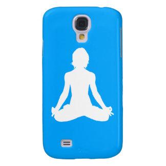 HTC Vivid Case-Mate Yoga Silhouette Blue