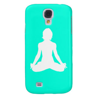 HTC Vivid Case-Mate Yoga Silhouette Turquoise Samsung Galaxy S4 Cases
