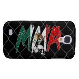 HTC Vivid Mexico MMA Black Galaxy S4 Cover