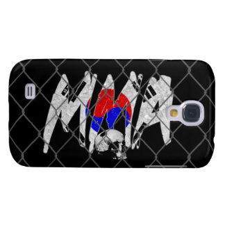 HTC Vivid South Korea MMA Black Galaxy S4 Cover