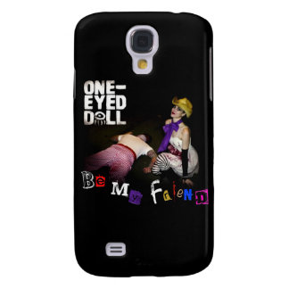 HTC Vivid Tough Case: Be My Friend Samsung Galaxy S4 Cover