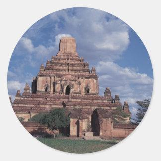 Htilominlo Temple Sticker