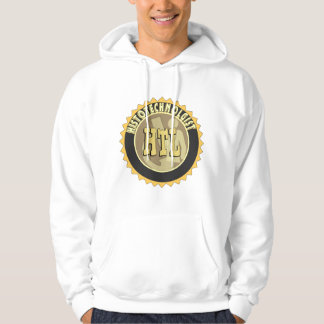 HTL BADGE HISTOTECHNOLOGIST HISTOLOGY TECH HOODIE