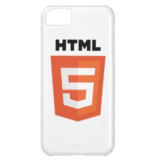 HTML5 caso del iPhone 5 Funda Para iPhone 5C