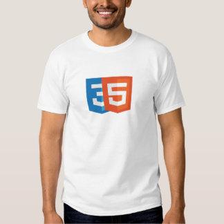 HTML5 + CSS3 TEE SHIRT