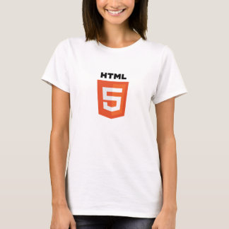 HTML5. It's in my browser T-Shirt