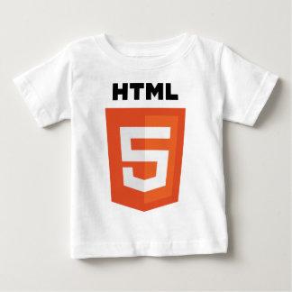 HTML5 Logo Baby T-Shirt