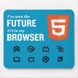 HTML5 Mousepad