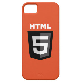HTML5 Protective Case for iPhone 5 & 5S