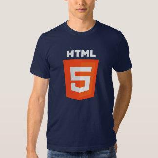 HTML5 T-shirt (On Dark T-Shirt)