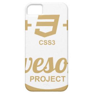 HTML5 Web Designer Awesome Css3 Tshirt iPhone 5 Case