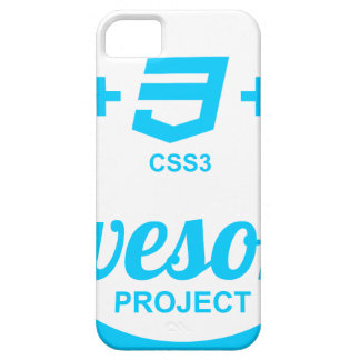 HTML5 Web Designer Awesome Project Css3 Tshirt iPhone 5 Case