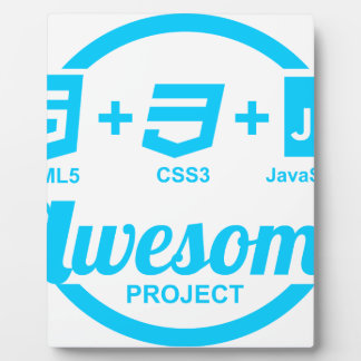 HTML5 Web Designer Awesome Project Css3 Tshirt Plaque