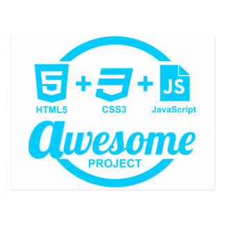 HTML5 Web Designer Awesome Project Css3 Tshirt Postcard