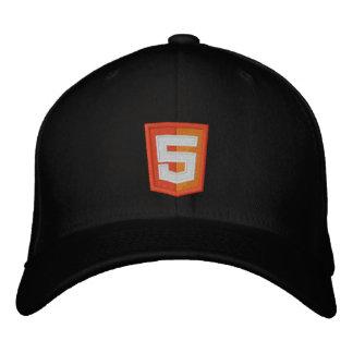 HTML 5 GORRA DE BEISBOL