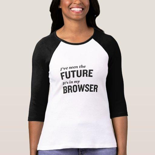 HTML 5 - Ladies 3/4 Sleeve Raglan T Shirts