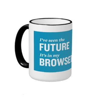 HTML 5 Mug mug