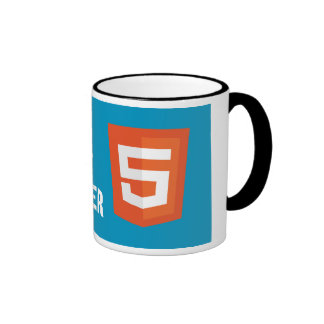 HTML 5 Mug