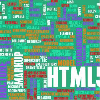 HTML 5 o HTML5 Chapa Fotoescultura