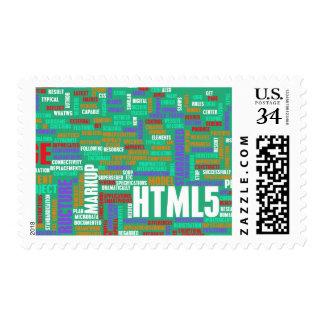 HTML 5 o HTML5 Sellos