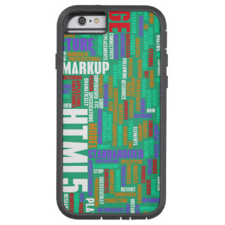 HTML 5 or HTML5 Tough Xtreme iPhone 6 Case
