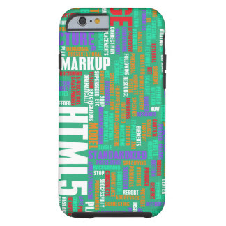 HTML 5 or HTML5 Tough iPhone 6 Case