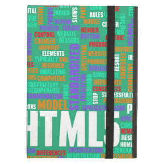 HTML 5 or HTML5 iPad Air Covers