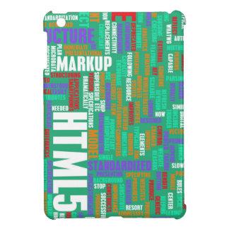 HTML 5 or HTML5 iPad Mini Cover