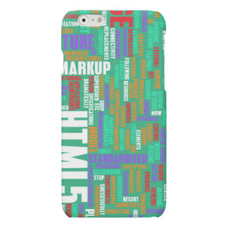 HTML 5 or HTML5 Matte iPhone 6 Case