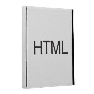HTML iPad FOLIO COVER