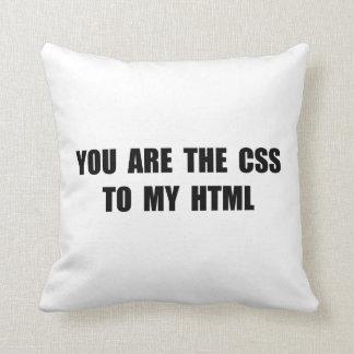 HTML DEL CSS ALMOHADA