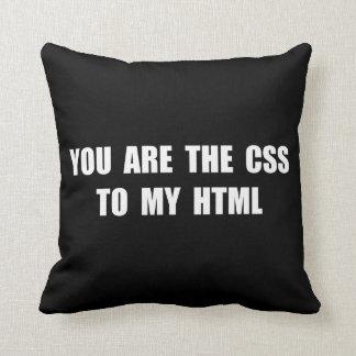 HTML DEL CSS COJÍN