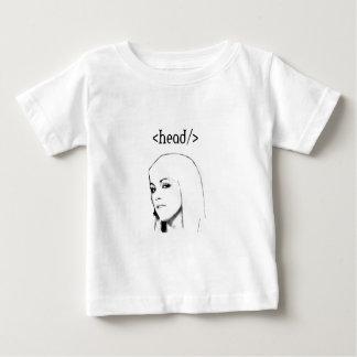 Html head code baby T-Shirt