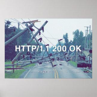 HTTP/1.1 200 OK POSTER