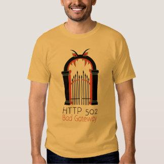 HTTP 502 Bad Gateway Shirts