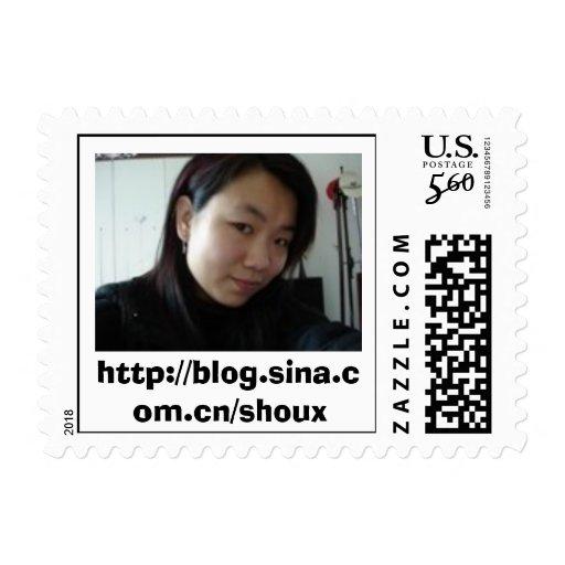 http://blog.sina.com.cn/shoux postage