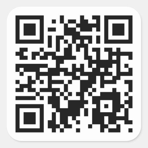 http://Crazy-Grip.com Square Sticker