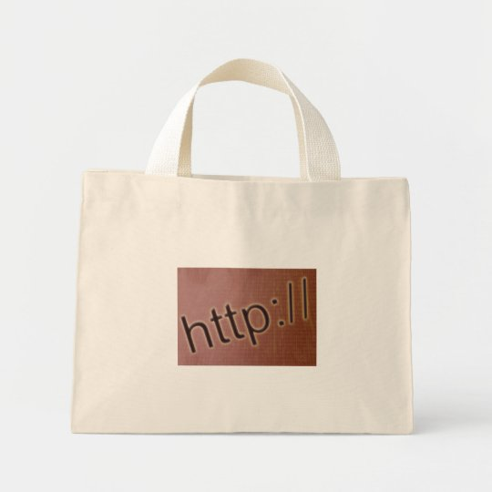 http mini tote bag
