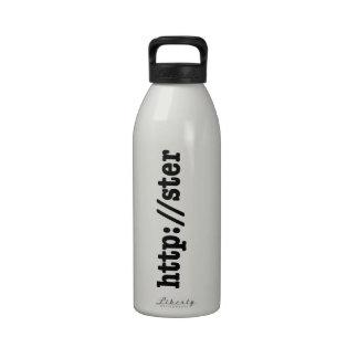 http ster botellas de agua reutilizables
