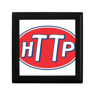 HTTP Webmaster Parody Logo Gift Boxes