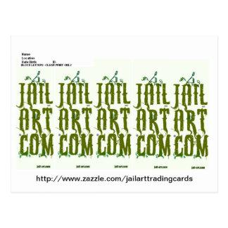 http://www.zazzle.com/jailarttradingcards postal