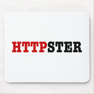 HTTPSTER MOUSE PAD