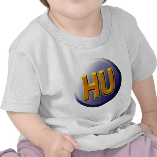 HU - A Love Song to God T Shirts