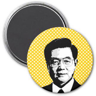 Hu Jintao Imán De Nevera