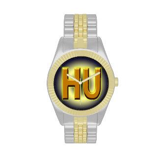 HU - Una canción de amor a dios Reloj
