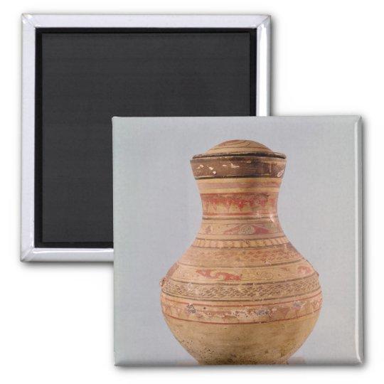 Hu' vase with lid magnet